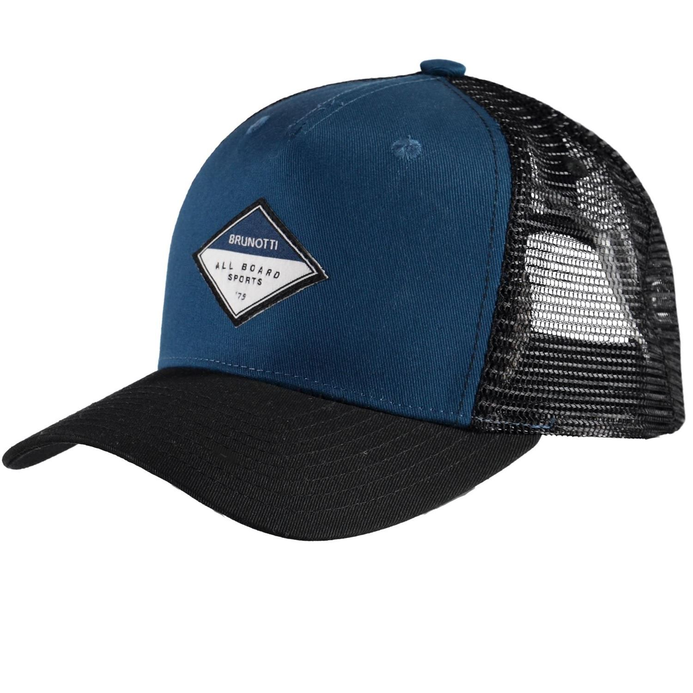 Trucker Men Donker Blauw/ Zwart