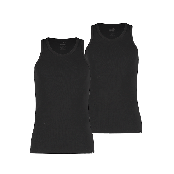 Puma Tank Top Heren Black