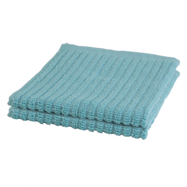 BYRKLUND Vaatdoek Clean Up Aqua, 30x30 (2x)