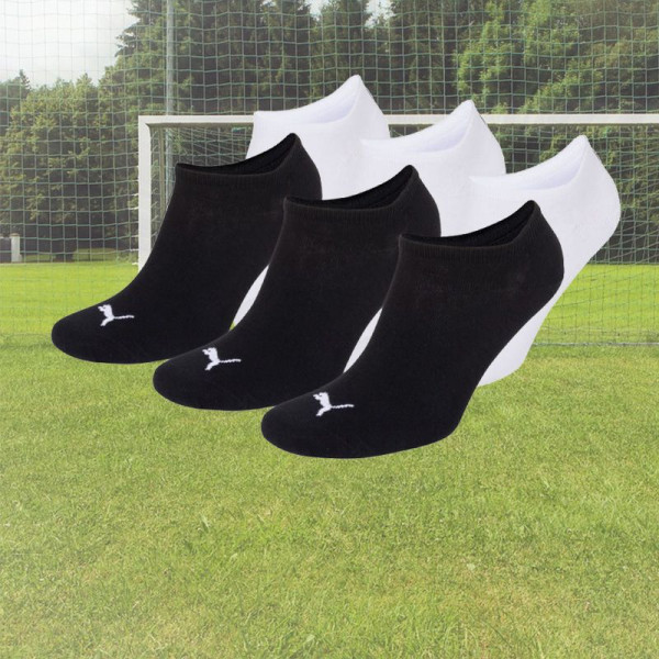 Puma invisible sokken