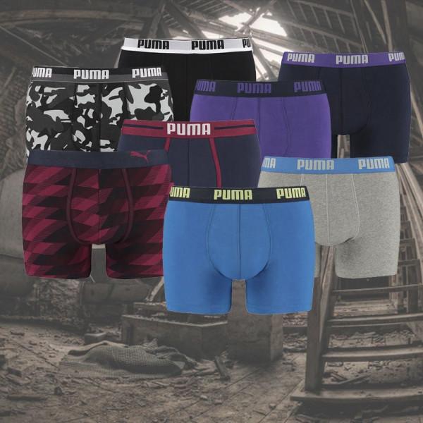Dagaanbieding Puma boxershorts verrassingspakket