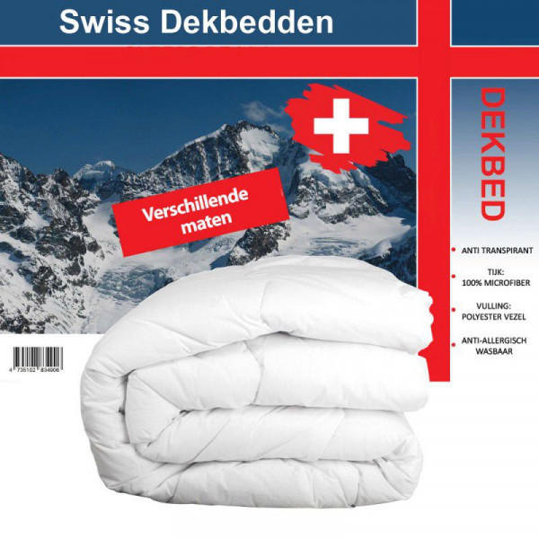 Dagaanbieding Swiss Dekbed