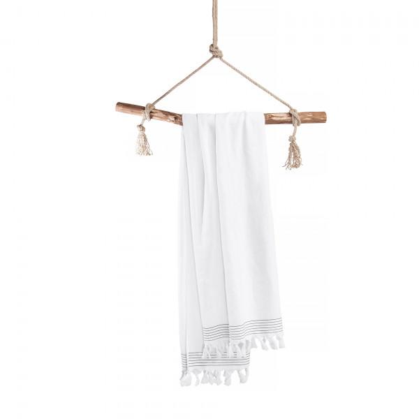 Walra Hamamdoek Soft Cotton 100x180cm 650gram Wit