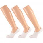 Apollo No Show Enkel Sokken Wit