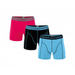 """Muchachomalo Boxershorts 3 pack """"Solid"""""""
