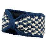 Barts Ginger Headband Delft Blue