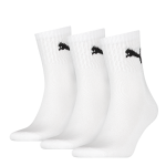 Puma sokken hoog wit