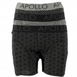 Apollo 3 pack Fasion Cotton Multi Black
