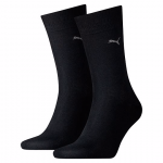 Puma 2-pack Classic Sock Men Black