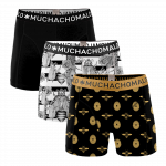 Muchachomalo 3-Pack Men Shorts Beehive