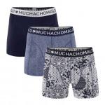 Muchachomalo boxershorts Chakra 3-pack