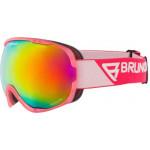 Brunotti Odyssey 3 Unisex Skibril Punch Pink