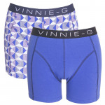 Vinnie-G boxershorts Jeans - Light 2-pack