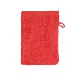 The One Washandje 450 gram 15x21 cm Rood