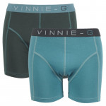 Vinnie-G boxershorts Leaves Uni 2-pack