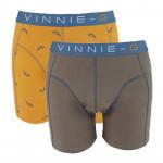 Vinnie-G boxershorts Wakeboard Uni 2-Pack