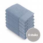 Walra Voordeelpakket Baddoek 60x110 Blue - 6 stuk