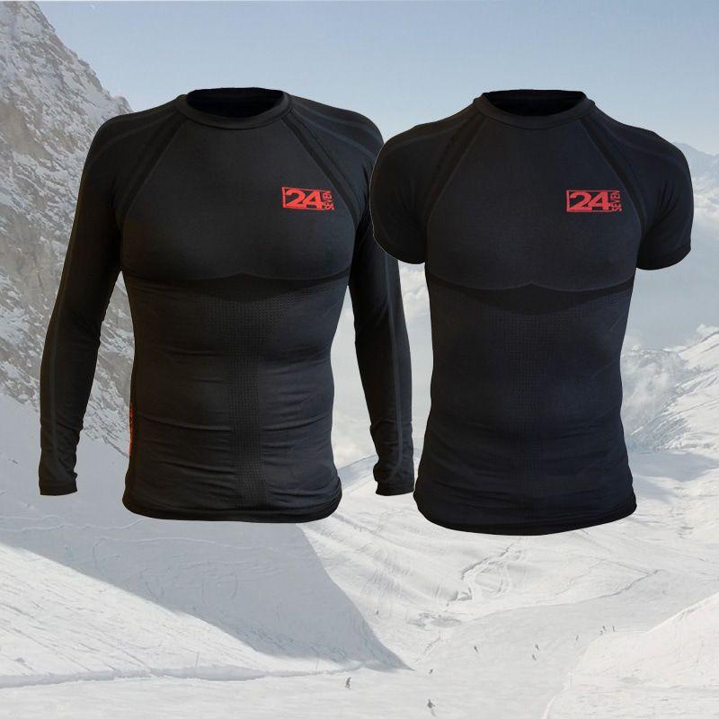 Dagaanbieding thermoshirt 24-seven