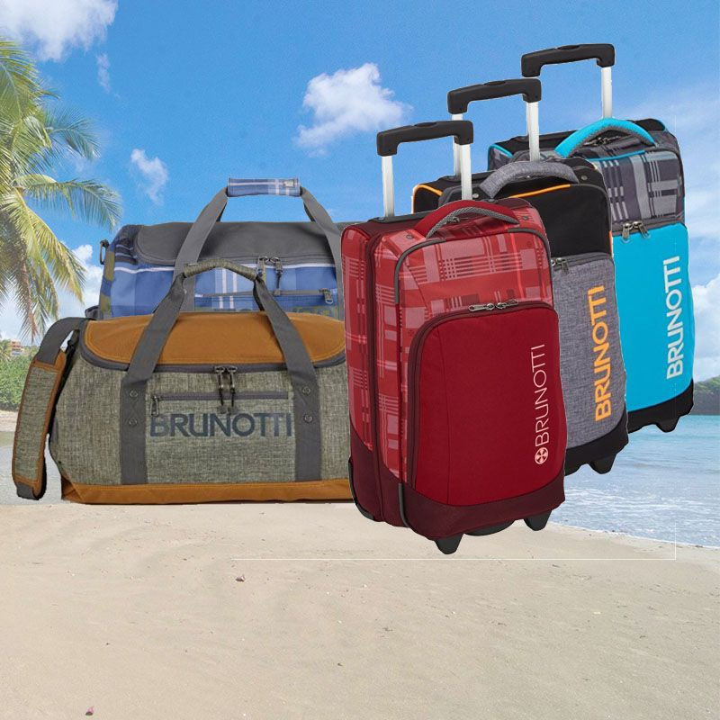 Dagaanbieding Brunotti tassen en trolleys
