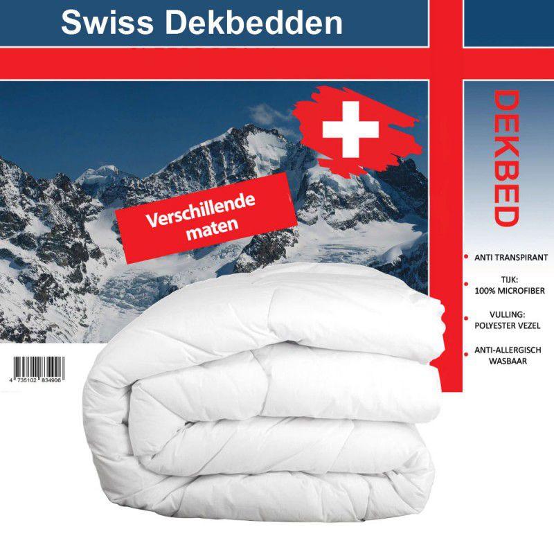 Dagaanbieding - Dagaanbieding Swiss Dekbed dagelijkse koopjes