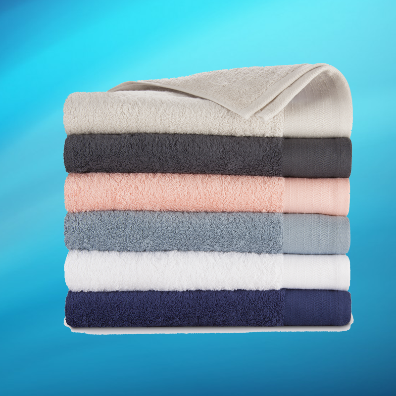 Dagaanbieding - Dagaanbieding Walra Soft Cotton gastendoekjes (10 stuks) dagelijkse koopjes