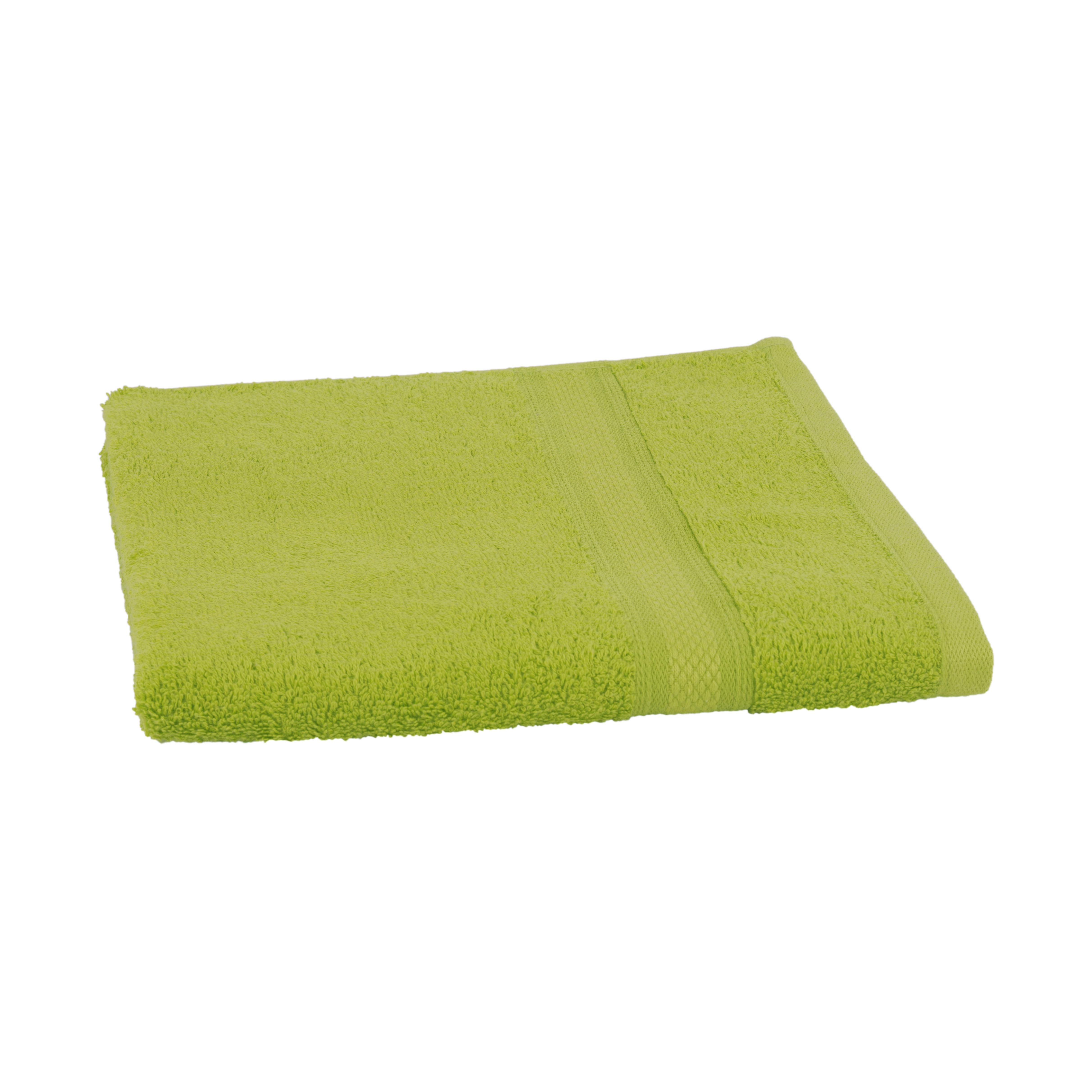 Clarysse Elegance Handdoek 60x110 500gram Groen